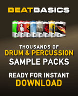 Beatbasics drum samples